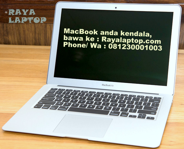 Jasa service dan repair Macbook