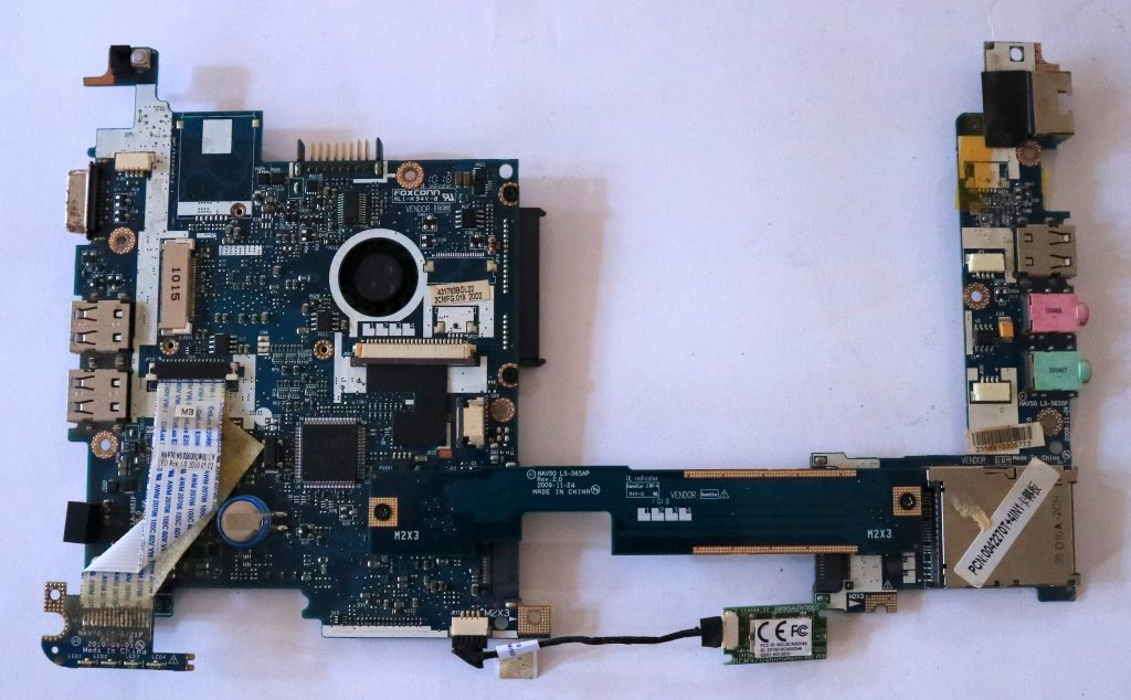jual mainboard acer aspire one d260-23797