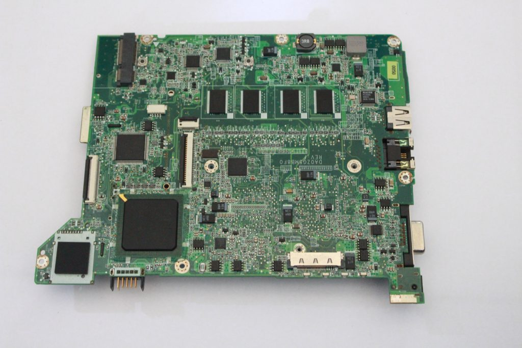 jual mainboard acer zg5 second