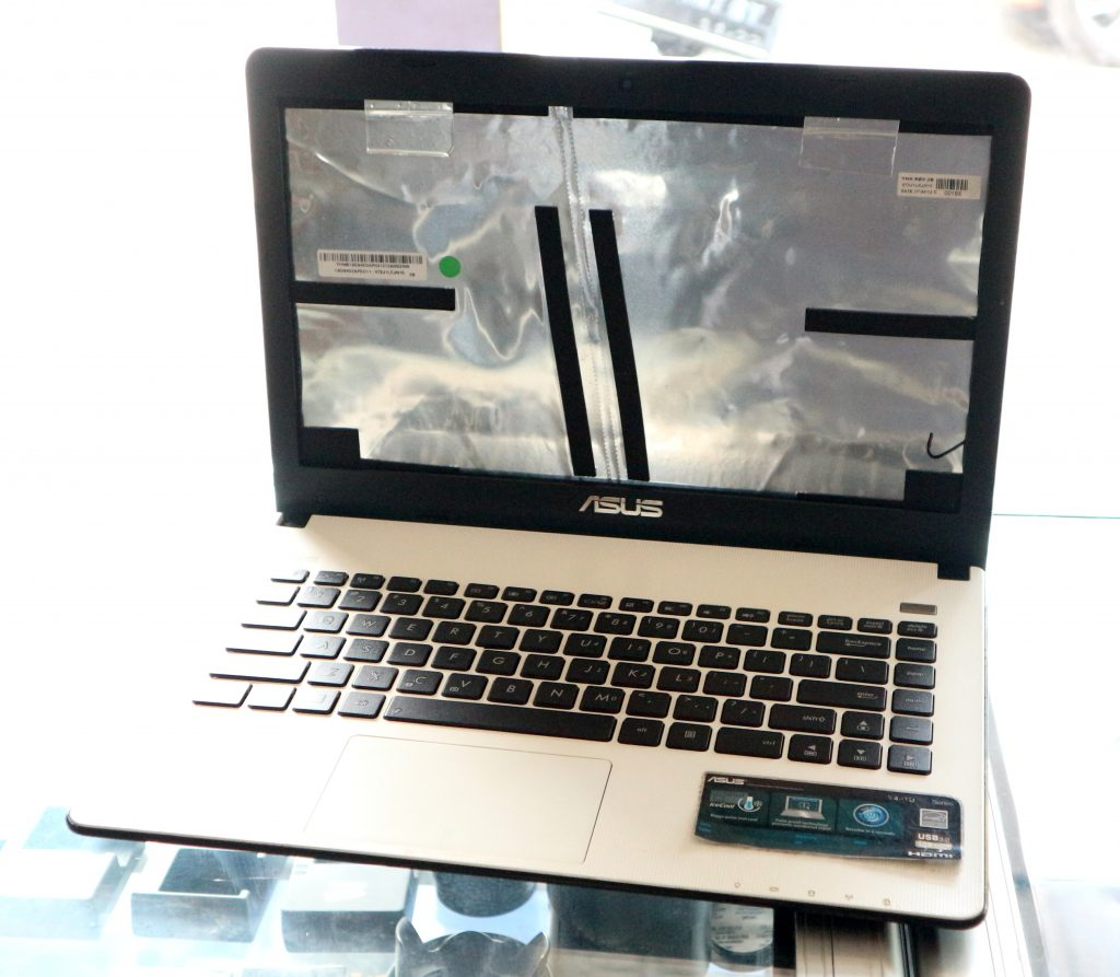 jual casing asus x401u second