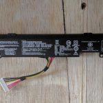 Jual Baterai Asus X550 X550E X550D X550DP X550Z X450 X450J X450JN X450JF A450J A41-X550E ( Tanam/Polimer )