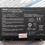 Baterai ASUS Original Baterai Laptop ASUS F82, F83S, K40, K40E K40ie K40N, K40i, K40ib, K40IL, K40in, K40IP, K40s, K40IJ, K40IN, K401N Series