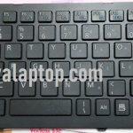 Jual Keyboard Fujitsu Ph521 P3010 Black