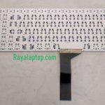 Jual Keyboard Laptop ASUS A555 A555L A555LA A555LB A555LN A555LF X553M X553MA X554L X554LD X554LN K553M K553MA F553M F553MA Series/ 0KNB0-61221T0Q, AEXJB00110, BZ.N0S5Q.001 (Black without Frame-15099H)